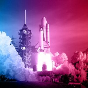 Shuttle Launch Web Image