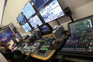 VRT-EBU LiveIP Control Room at IBC 2016