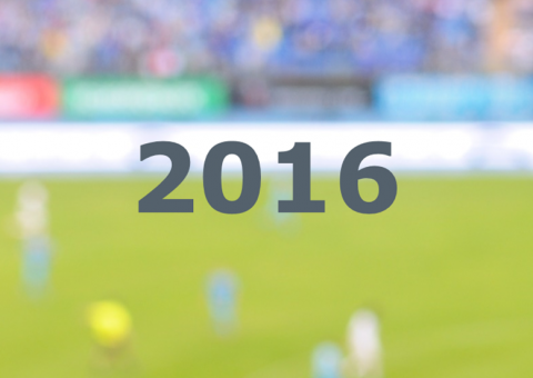 2016 Review Blog