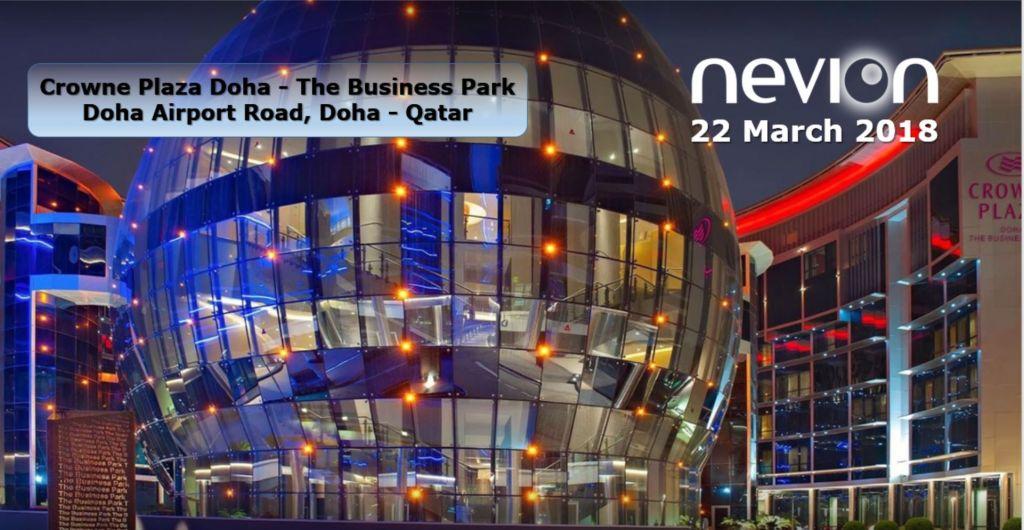 Crowne Plaza Doha - Qatar