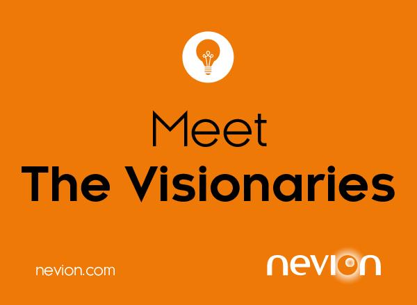Nevion IBC Visionary Teaser Orange Post (pre-event)
