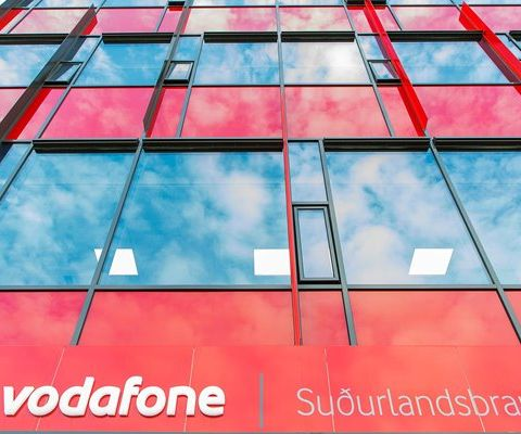 Syn (Vodafone Iceland) New Building