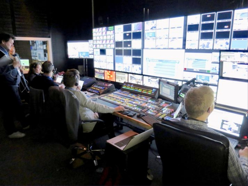 Discovery _eurosport_live _production